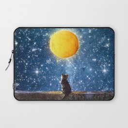 A Yarn of Moon Laptop Sleeve
