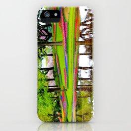 Garden of Europe, Netherlands iPhone Case