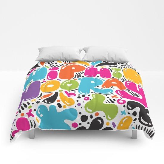 HIP HIP HOORAY HOORAY Comforters