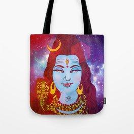 Shiva 'the auspicious one' Tote Bag