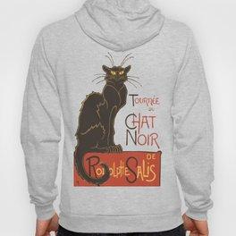 Tournee du Chat Noir De Rodolphe Salis Vector Hoody