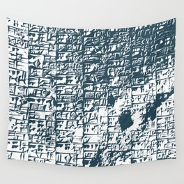 Cuneiform Tablet Wall Tapestry
