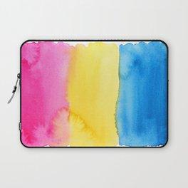 Pansexual Flag Laptop Sleeve