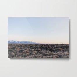 Deeth-Starr Valley -  Nevada/Utah, USA #3 Metal Print
