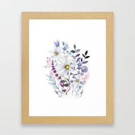 Wildflowers V Framed Art Print