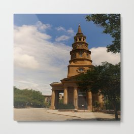 St. Philip's Church Charleston Metal Print
