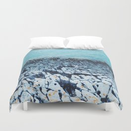 Rocks Duvet Cover