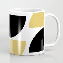 Sun and Moon Pattern Coffee Mug