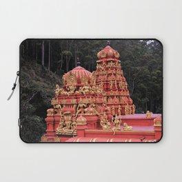 Indian Temple In Sri Lanka Laptop Sleeve