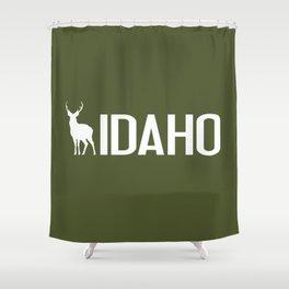 Deer: Idaho Shower Curtain
