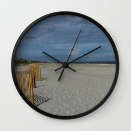Hilton Head Beach Wall Clock