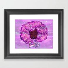 Muthaboard Framed Art Print