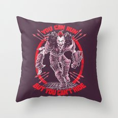 MAD MAX: WEZ THE ROAD WARRIOR Throw Pillow