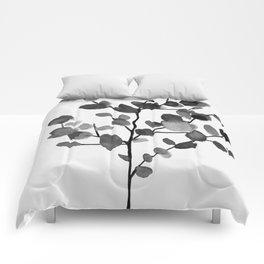 Watercolor Leaves II Comforters