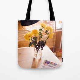 Think about Vincent Tote Bag