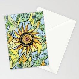 Leaf Love Stationery Cards