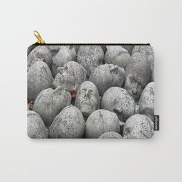 stones heads Carry-All Pouch