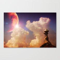 Astral Vision Canvas Print