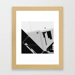 RIM SUN Framed Art Print