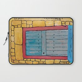 Do you want to come in? My door and my heart are open to you. Laptop Sleeve