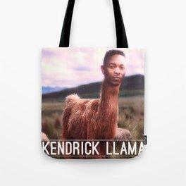 Kendrick Llama Tote Bag