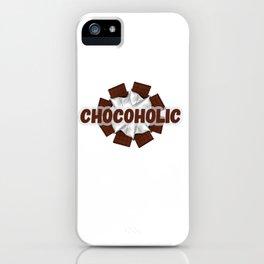 Chocoholic iPhone Case