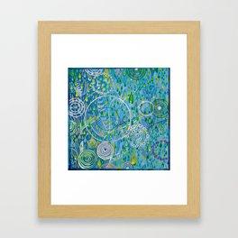 Layer Design Framed Art Print
