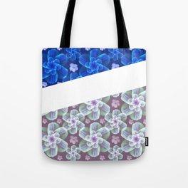 grace florals Tote Bag