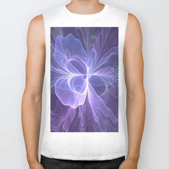 Abstract Art Biker Tank