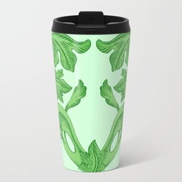 GREEN HEART  Travel Mug