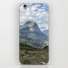 Catching a View from Going to the Sun Road iPhone Skin