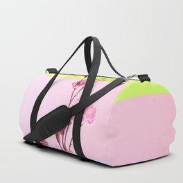 Glitched Vase Duffle Bag