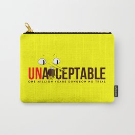UNACCEPTABLE Carry-All Pouch