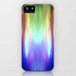 Abstract Moments iPhone Case