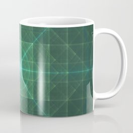 Grid Essence Coffee Mug