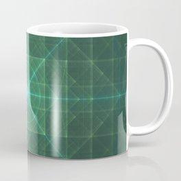 Grid Essence Coffee Mug