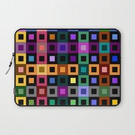 Starry Bursts Laptop Sleeve