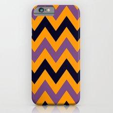 Halloween Chevron iPhone 6s Slim Case