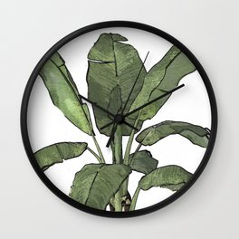 I'm Bananas Wall Clock