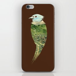 ...To The Birds iPhone Skin