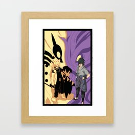 Rivals Framed Art Print