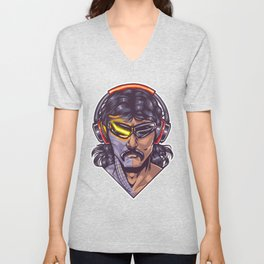 Dr. Disrespect - Two Time - Twitch - Champion Unisex V-Neck