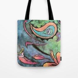 Trip dreamed Tote Bag
