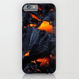 Kilauea Lava iPhone Case