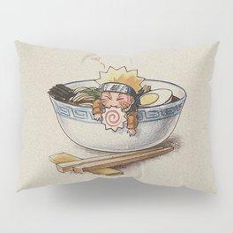 Naruto Ramen Pillow Sham