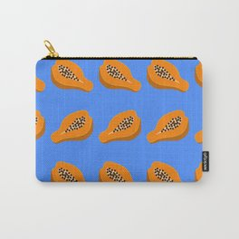 Papaya blue Carry-All Pouch