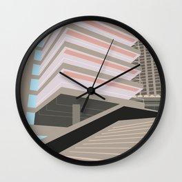 Brutalist London, The Barbican Wall Clock