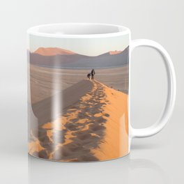 First Light on Dune 45 Coffee Mug