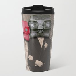 A match (viewmaster) Travel Mug