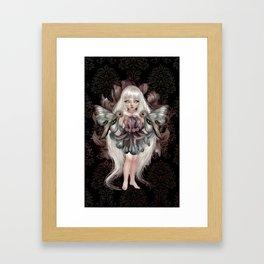 ethereal. Framed Art Print